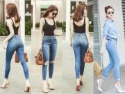 Thời trang - Muốn khiến mày râu rạo rực một cách nhanh nhất, hãy mặc kiểu quần jeans này!