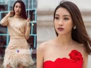 Thời trang - Đừng bỏ lỡ những khoảnh khắc đẹp lịm người này của Hoa hậu Mỹ Linh