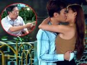 """Xem & Đọc - Thấy """"con trai"""" bị Thúy Diễm cưỡng hôn, Thái Hòa... la làng báo động"""