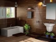 """Nhà đẹp - Trang bị phòng tắm """"chuẩn"""" Nhật Bản với Inax"""