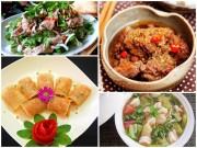 Bếp Eva - Bữa cơm cuối tuần hấp dẫn cho cả nhà