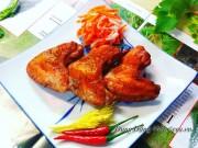 Bếp Eva - Cánh gà nướng ớt tỏi giòn da tuyệt ngon cho ngày lạnh