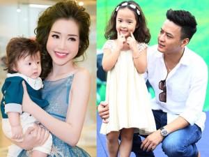 """""""Công chúa, hoàng tử"""" nhà sao Việt được chú ý hơn cả bố mẹ tại sự kiện"""