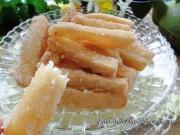 Bếp Eva - Khoai lang ngào đường dễ làm ngon như mứt