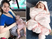 Bà bầu - Á hậu Diễm Trang: Sau sinh tuyệt đối không ăn cơm vẫn dư sữa cho con