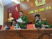 Tin tức - Công bố kết quả điều tra vụ bắn chết Bí thư Tỉnh ủy Yên Bái