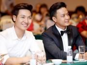 """Hồng Đăng - Mạnh Trường bật mí cách """"dỗ vợ"""" sau khi đóng cảnh tình tứ trên phim"""