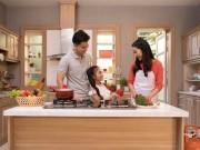 Tin tức ẩm thực - Giữ gia đình êm ấm, bắt đầu bằng việc giữ lửa