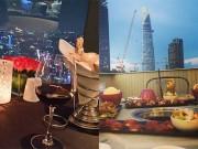 4 quán ăn ngắm Sài Gòn trên cao, siêu thích hợp tiễn năm cũ, đón năm mới Dương lịch 2017