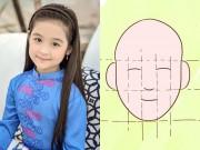Làm mẹ - Bé sơ sinh nếu khuôn mặt có 3 đặc điểm này, mẹ yên tâm con lớn lên rất xinh đẹp