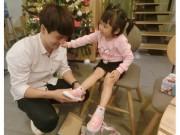 Tin tức thời trang - Sao Việt đồng loạt lăng xê mẫu giày hot nhất 2016 cho bé gái