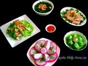 Bếp Eva - Bữa cơm nhiều món ngon ai ăn cũng thích