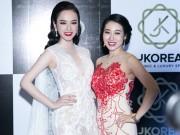 """Làm đẹp mỗi ngày - Dàn sao """"hoành tráng"""" dự lễ ra mắt Viện thẩm mỹ J-Korea Sài Gòn"""