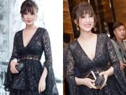 Làng sao - Á hậu Diễm Trang xinh đẹp, mặn mà tái xuất showbiz sau khi sinh con