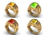 Tin tức thời trang - Độc đáo bộ sưu tập nhẫn 12 con giáp từ Jewelry Wolrd