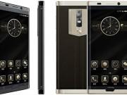 Gionee ra mắt smartphone siêu sang M2017 với pin 7.000 mAh
