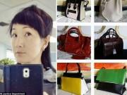 Thời trang - Người phụ nữ Thái Lan bị bắt vì dùng túi hiệu rởm để đánh tráo tại cửa hàng