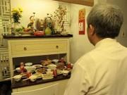 Nhà đẹp - Tân trang bàn thờ gia tiên ngày Tết (2): Sang, sửa bát hương ngày cuối năm sao cho đúng?