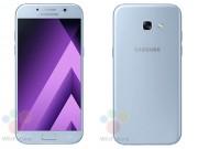 Ngắm loạt ảnh Galaxy A3 và Galaxy A5 (2017) ra mắt tuần sau