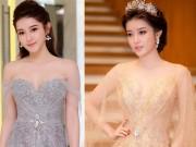 Thời trang - Những chiếc váy giúp Huyền My vượt mặt tất cả sao Việt để thống trị thảm đỏ 2016