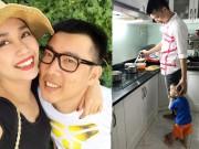 """Làng sao - Sao Việt 24h qua: Ốc Thanh Vân khoe tài nấu ăn của chồng khiến fan """"ghen tị"""""""