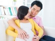 Tin tức mẹ bầu - Niềm hạnh phúc của mẹ khi lần đầu tiên cảm nhận bé đạp