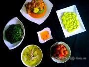 Bếp Eva - Bữa cơm đơn giản mà ngon cho cả nhà