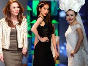 Thời trang - Không khỏi ngạc nhiên khi Mỹ Tâm, Minh Hằng, Thủy Tiên làm người mẫu!