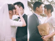 """Làng sao - MC """"Hãy chọn giá đúng"""" Trần Ngọc kết hôn với bạn gái 9X"""