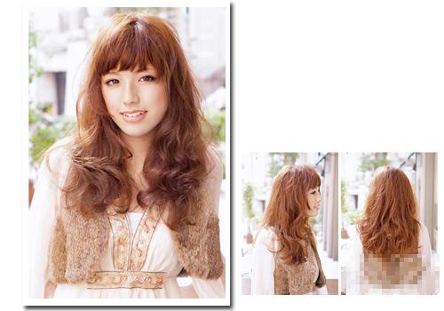 6 kiểu tóc mới cho năm 2011 - 1