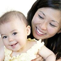Cách hay để bé có hàm răng khỏe đẹp