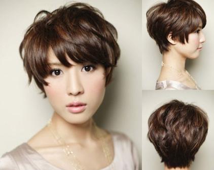 kiểu tóc ngắn đẹp lung linh - 3