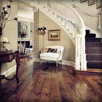 Để nhà thêm sành điệu: Sàn lát gỗ!