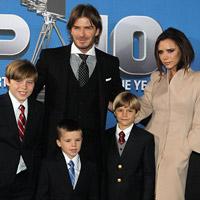 Victoria Beckham mang bầu nhóc tì thứ 4