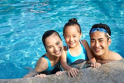 Bơi lội - Còn tuyệt hơn cả thần dược - 1