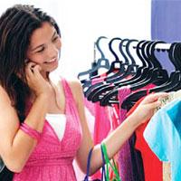 Bí quyết chọn mua quần áo tết