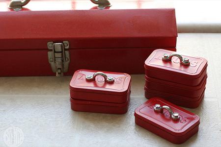 Làm hộp đựng đồ trang sức mini - 6