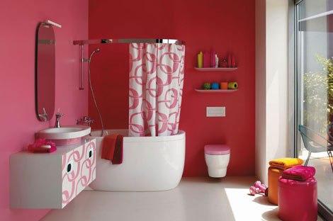 Cách làm sạch sàn và tường nhà vệ sinh - 1