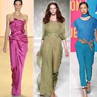 Màu sắc nào thống lĩnh làng thời trang 2011