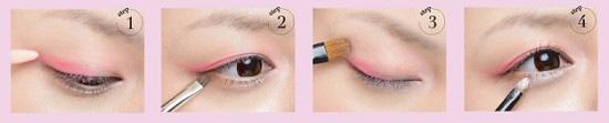 2 cách trang điểm mắt nhẹ nhàng và ấn tượng - 4