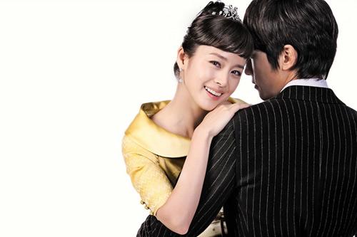 Ngắm trang phục Kim Tae Hee dễ thương trong My Princess - 1