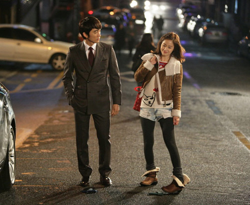 Ngắm trang phục Kim Tae Hee dễ thương trong My Princess - 3