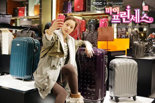 Ngắm trang phục Kim Tae Hee dễ thương trong My Princess - 6