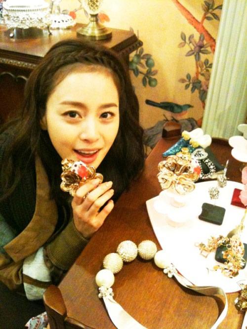 Ngắm trang phục Kim Tae Hee dễ thương trong My Princess - 15