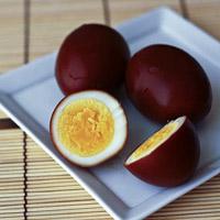 Trứng kho xì dầu ngon cực nhé!