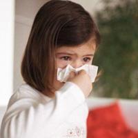 Mẹo tránh ngạt mũi cho trẻ khi trời lạnh