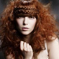 Kiểu tóc tết đẹp cho năm 2011