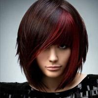 Nhuộm highlight cho 4 kiểu tóc