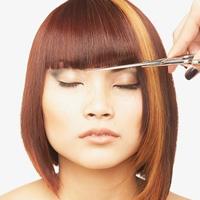 Video làm tóc: Các bước cắt tóc mái tại nhà