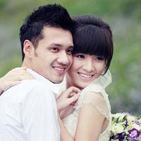 Bộ ảnh cưới lãng mạn của Đan Lê - Khải Anh
